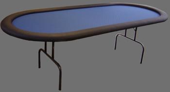 H m custom poker tables for 10 person folding poker table